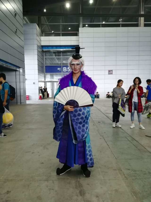 IMG 185 无锡无限宅腐动漫嘉年华ZF12场照
