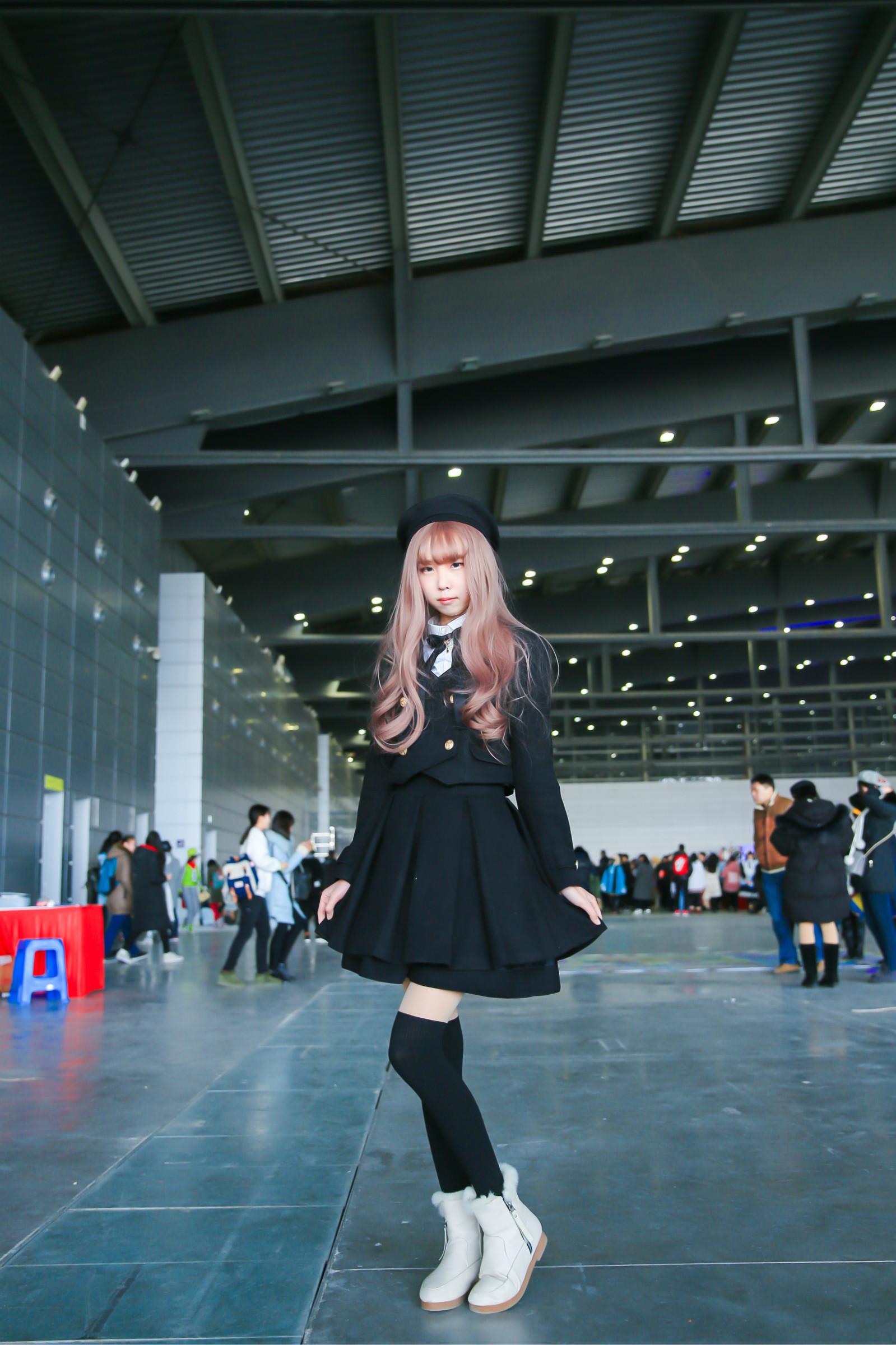 3Z9A5870 无锡无限宅腐动漫嘉年华ZF13新年祭场照返图