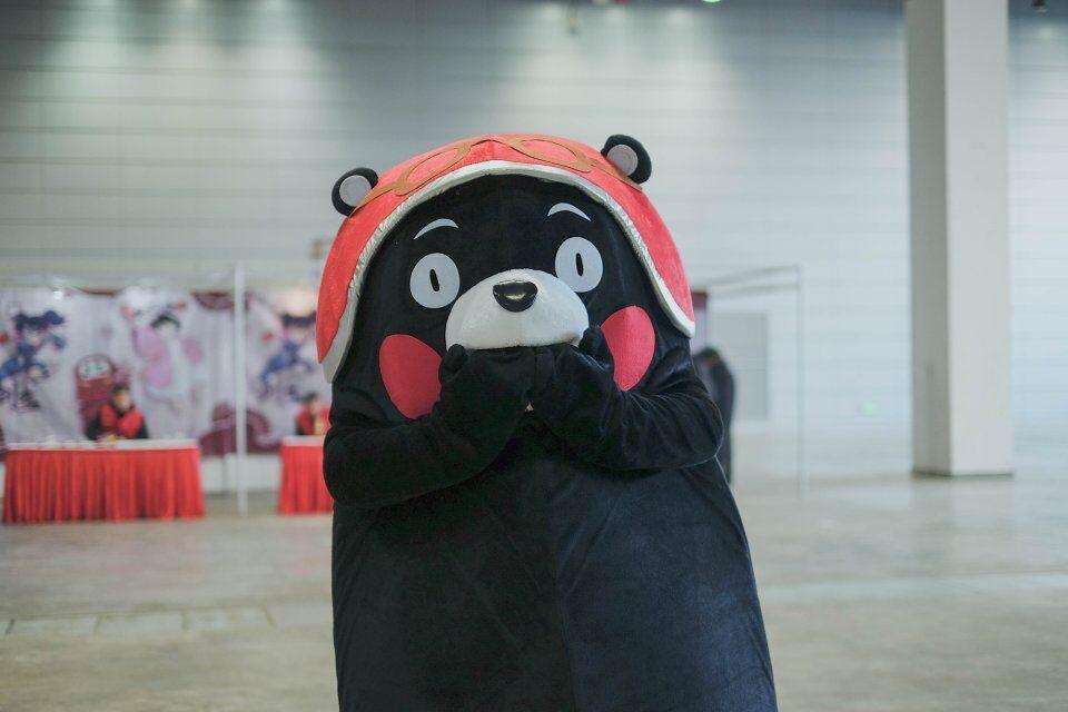 12 无锡无限宅腐动漫嘉年华ZF17新年狂欢祭场照返图